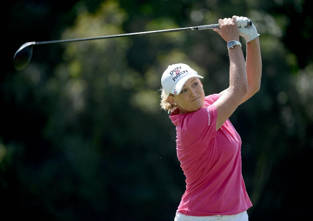 Kerr fires 65 to capture 17th career LPGA title