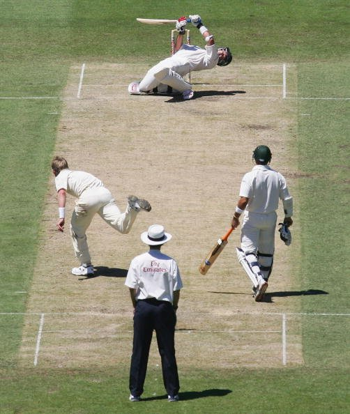 3rd Test - Australia v South Africa - Day 2