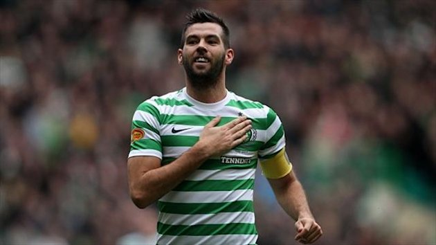 Joe Ledley insists Celtic are just focusing on themselves