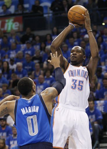 Mavericks-Thunder Preview