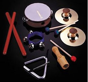 Kids Percussion Kit