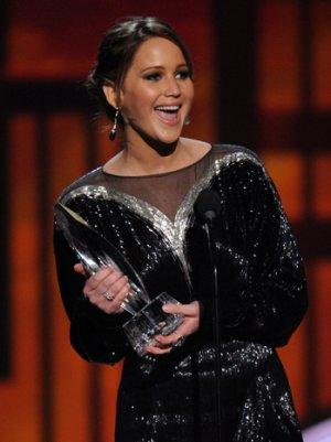'Hunger Games,' Jennifer Lawrence Top People's Choice Awards