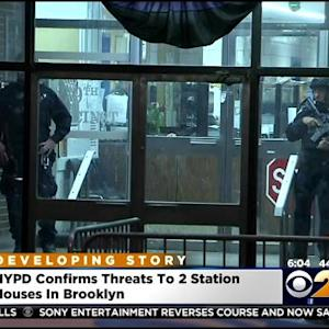 NYPD Confirms Threats To 2 Station Houses In Brooklyn