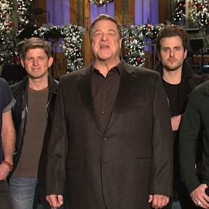 SNL Promo: John Goodman and Kings of Leon