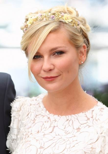 Kirsten Dunst at Cannes, May 23, 2012 -- Getty Premium