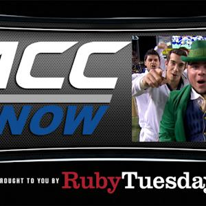 ND Leprechaun Starts #ACCvsFallon | ACC Now