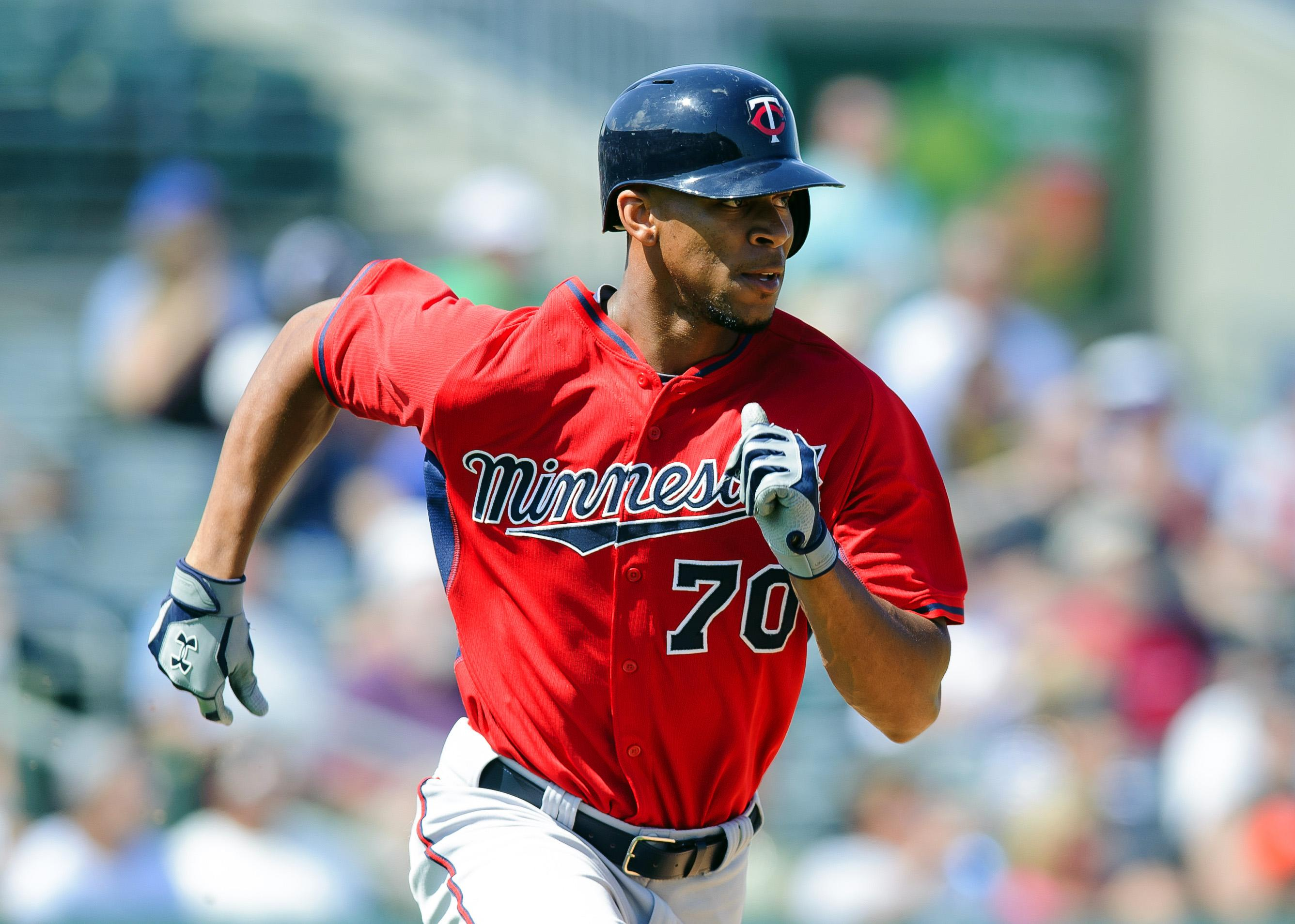 Byron Buxton remains No. 1 on MLB.com's prospect rankings