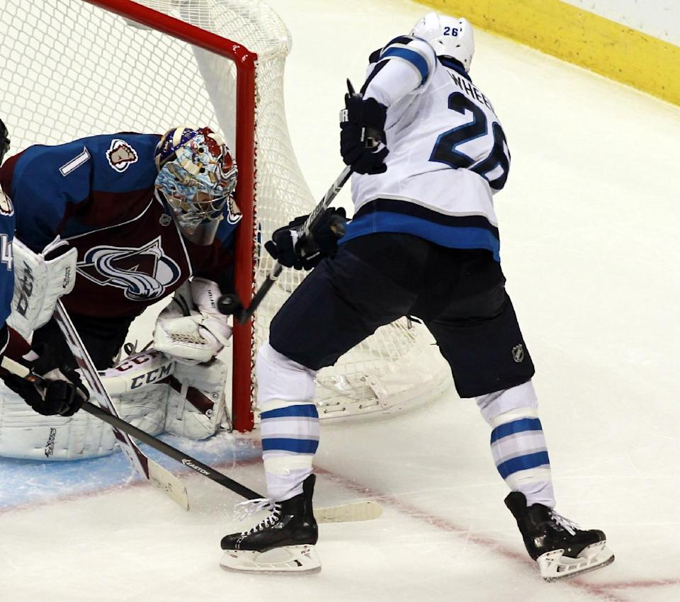 Semyon Varlamov off to stellar start for Avalanche