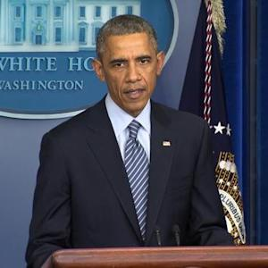 Obama Urges Peace Following Ferguson Decision