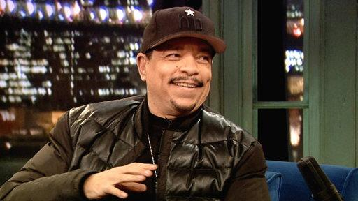 Ice-T Is a Veteran of the Army and Gymnastics