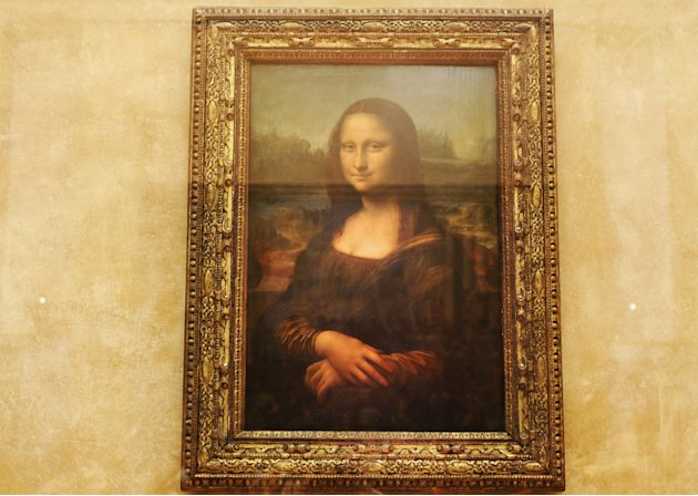 FILE PHOTO: 100 Years Since The Theft Of The Mona Lisa From Louvre