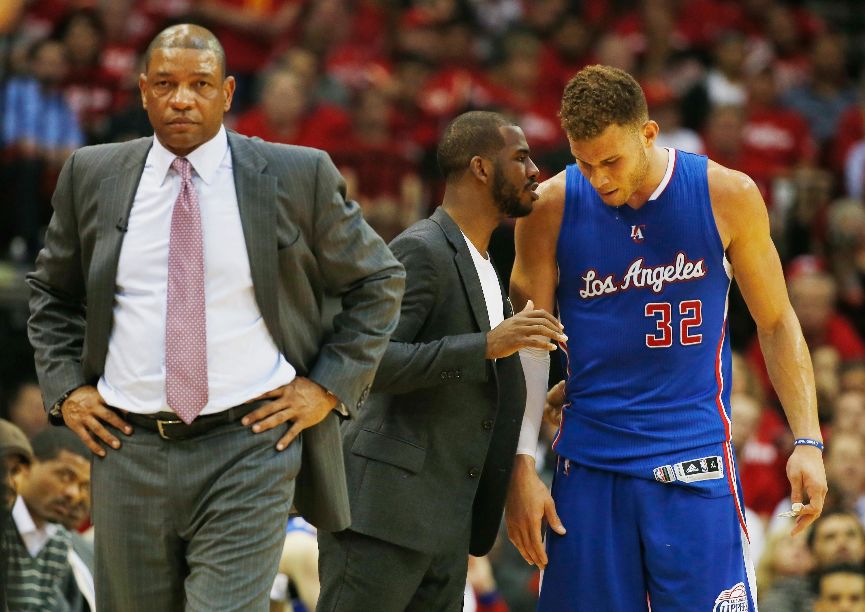 Doc Rivers says the Clippers roster could be disbanded if they don't win a title