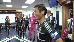 VIDEO: Lee Young-Pyo's special day – the last game of his pro soccer career | SIDELINE