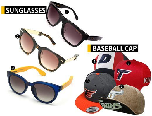 Sporty and Casual Looks for 2014 Baseball Season