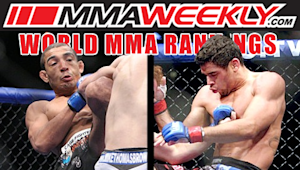 MMA Top 10 Rankings: Jose Aldo and Renan Barão's Continued Domination