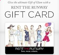 rent the runway gift card