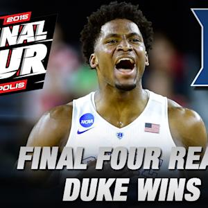 Final Four Reasons Blue Devils Will Cut Down Nets | Duke in the Final Four