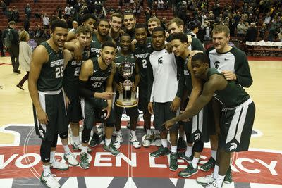 Michigan State basketball is stronger and deeper than last season's Final Four team