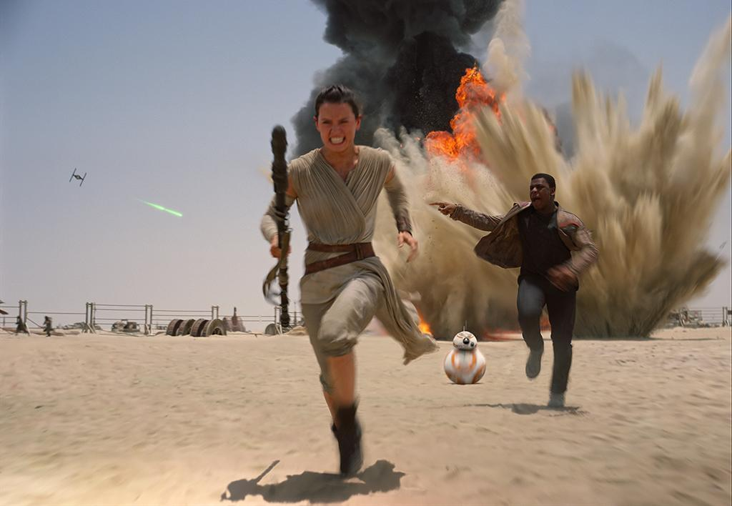 Trailer Report: 'Star Wars' Soars to 30 Million Views in First 24 Hours