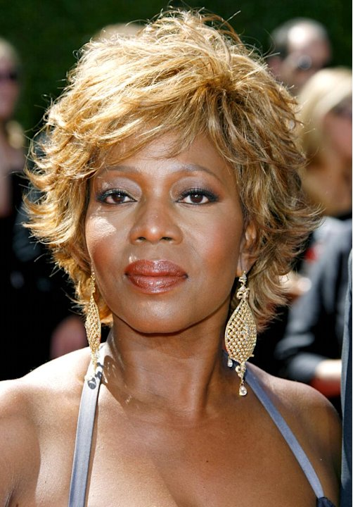 Alfre Woodard at The 58th Annual Primetime Emmy Awards.