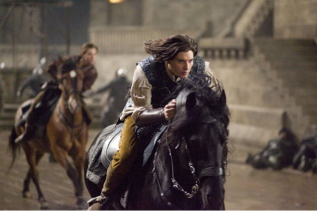 The Chronicles of Narnia Prince Caspian Stills Walt Disney Pictures 2008 Ben Barnes