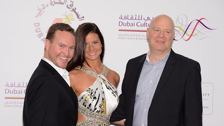 2012 Dubai International Film Festival - Day 8