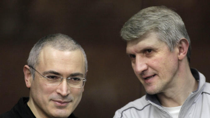 Europe court: Khodorkovsky case not political