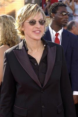 Ellen DeGeneres 55th Annual Emmy Awards - 9/21/2003