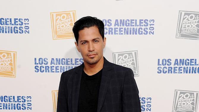 Jay Hernandez arrives at Twentieth Century Fox Television Distribution's 2013 LA Screenings Lot Party on Thursday, May 23, 2013 in Los Angeles, California. (Photo by Frank Micelotts/Invision for Twentieth Century Fox Television/AP Images)