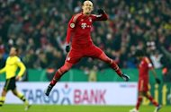Robben: International break will benefit Bayern
