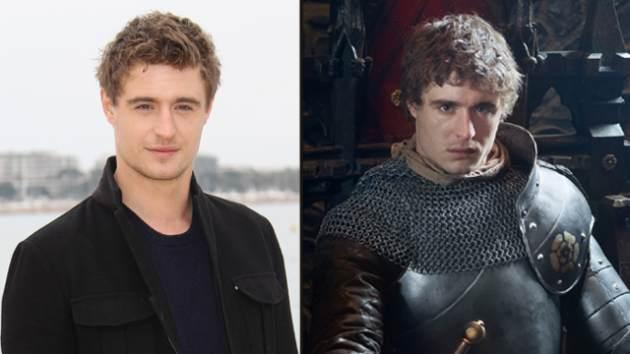 Max Irons -- Getty Images