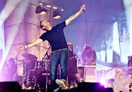 Blur Headline Olympics Closing Ceremony Concert in London