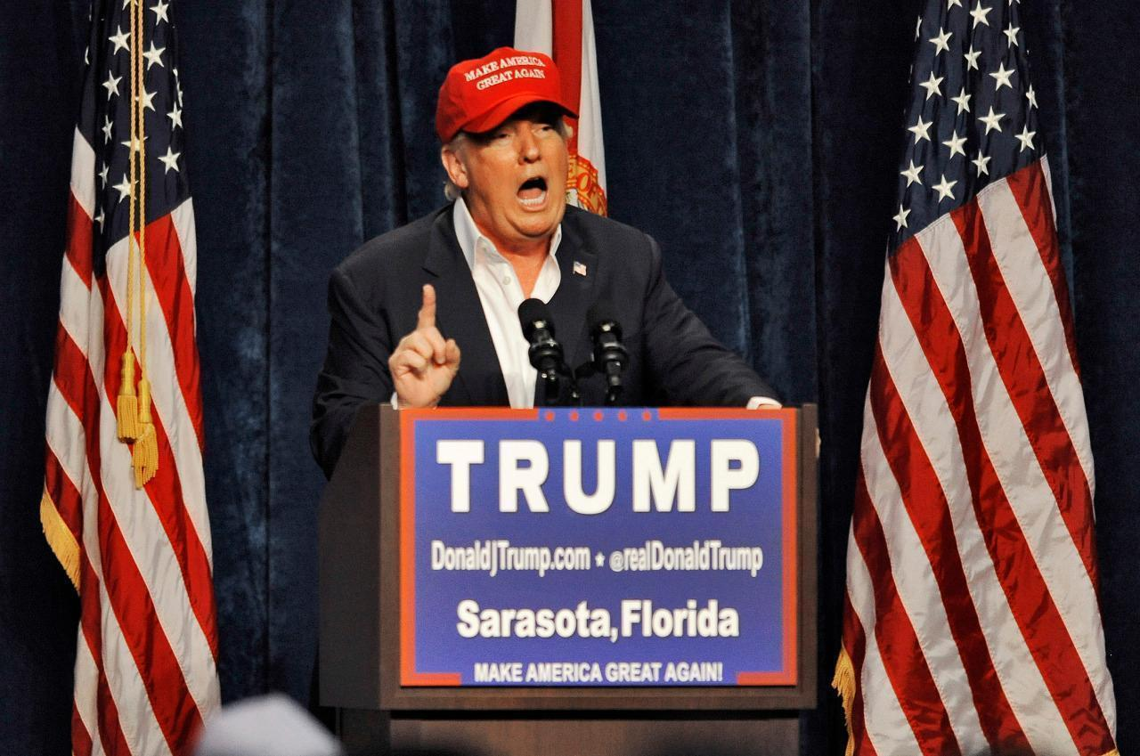 Donald Trump on Islam: 'There's something nasty coming out of there'