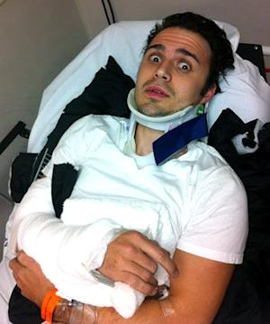 Kris Allen Undergoing Surgery After Car Accident