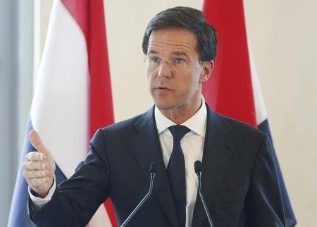 Dutch PM agrees to change health bill to avoid government collapse
