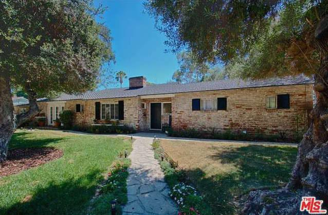 weekend open house: 1930s Ranch in Burbank's Equestrian Neighborhood Asking $1.249 Million