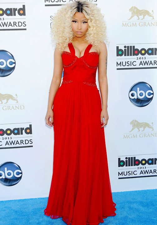 Best dressed: Nicki Minaj