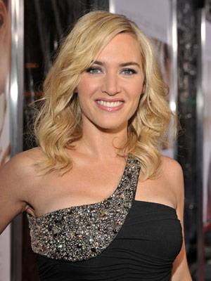 Style Tips for Longer Hair: Kate Winslet