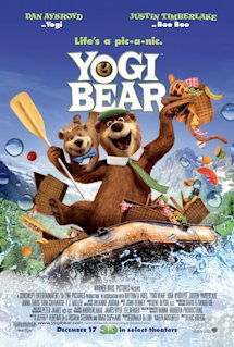Poster of Yogi Bear