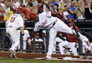 Young, Howard, Lee lead Phillies over Mets 8-3