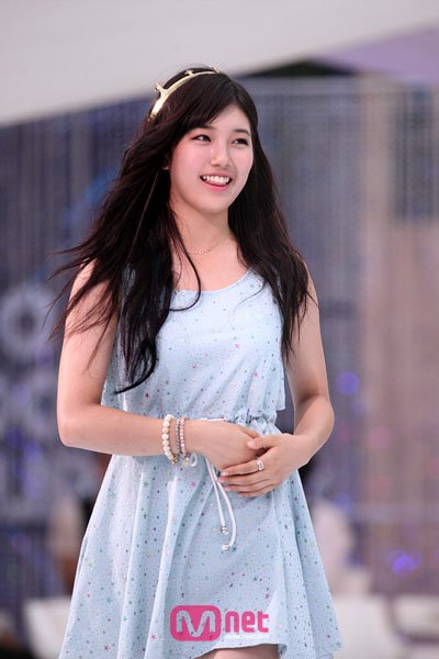 2012 Mnet 20's Choice Awards - Suzy