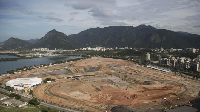 "IOC vice president says Rio preps are ""worst"" ever"