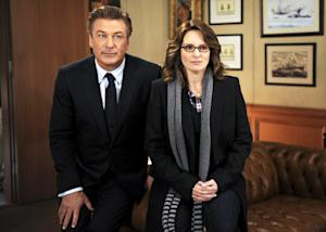 Tina Fey: Alec Baldwin Isn't Leaving 30 Rock