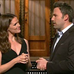 Jennifer Garner, Ben Affleck on &#39;SNL&#39; -- NBC