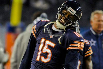 Bears trade Brandon Marshall to the Jets
