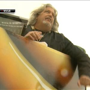 New Orleans Saints defensive coordinator Rob Ryan: Mardi Gras Grand Marshal