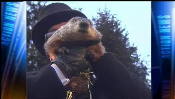 Groundhog Day prediction: An early spring!