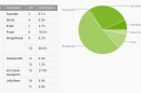 Number of devices running Jelly Bean doubles in a month, Gingerbread still dominates Android