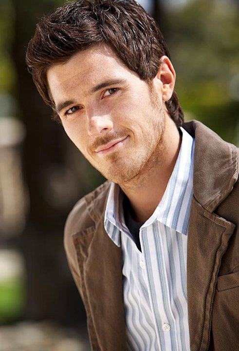Dave Annable stars as Justin Walker on the ABC Television Network's Brothers &amp; Sisters 