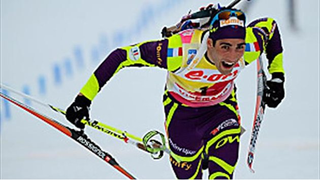 Biathlon - Men's Anterselva relay: LIVE
